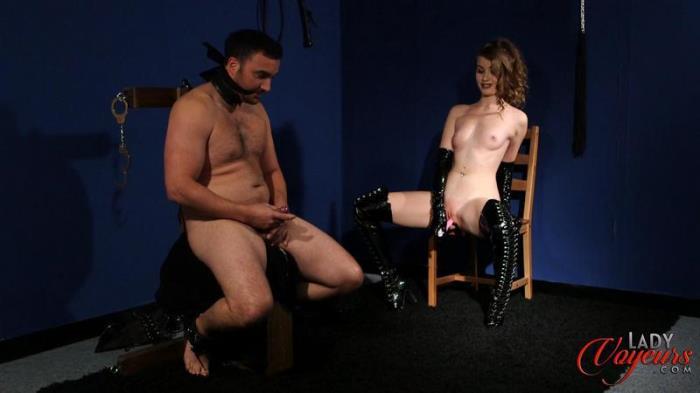 Brook Logan - Domme Tease (LadyVoyeurs) FullHD 1080p