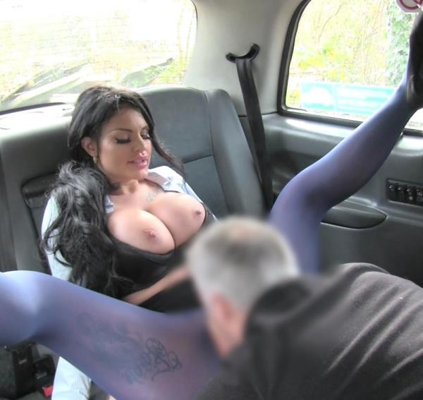 FakeTaxi/FakeHub: Candy Sexton, John - Big tits long hair and high heels  [HD 720p] (649.14 Mb)