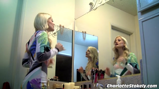 CharlotteStokely - Charlotte Stokely - Rechargeable Reject Station 2 [HD 720p]