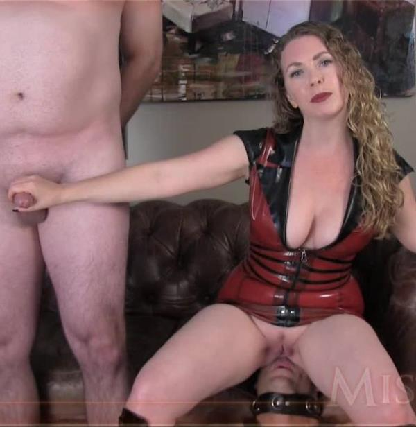 Mistress T - Facesitting For 1 Cum Eating For The Other (MistressT)  [HD 720p]