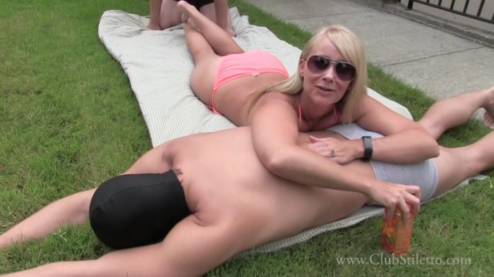 Clubstiletto:  Mistress Kandy(Femdom) - You Dont Need A Girlfriend Or Friends Just Mommy  [FullHD 1080p]