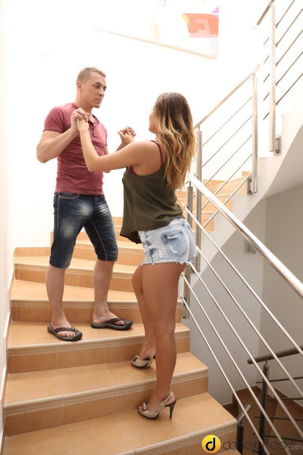 DaneJones, SexyHub - Vanessa Decker - Loving couple share intimate fuck [SD, 480p]