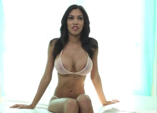 Shae - Casting (Big tit) - NetGirl   [SD 368p]