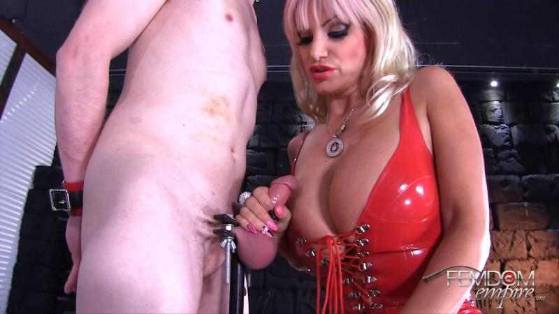 FemdomEmpire.com: Brittany Andrews - Cock Juicing Stand [FullHD] (987 MB)