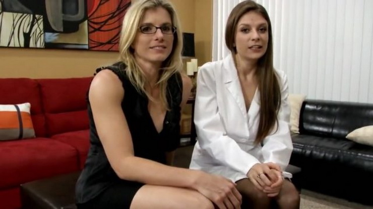 Clip4Sale: My Family Doctor HD - Dillion Carter, Cory Chase [2015] (HD 720p)
