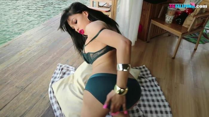 TSFilipina - Summer Curvy - Booty Bab [HD 720p]