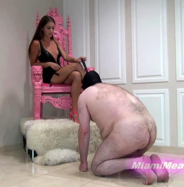 MiamiMeanGirls:  Princess Beverly, Rodea  - Kicking My Sisters Slave (2017) FullHD  1080p