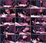 FemdomEmpire: Anna Deville - Struggle in Pain (FullHD/1080p/1002 MB) 11.08.2017