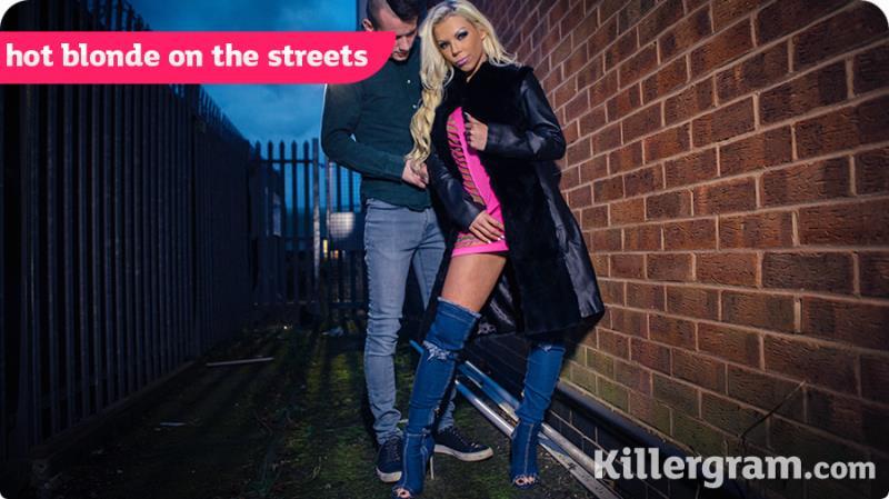 UkStreetWalkers.com / Killergram.com: Barbie Sins - Hot Blonde On The Streets [HD] (588 MB)