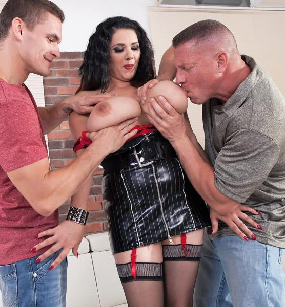 ScoreLand/PornMegaLoad: Natasha Sweet - Three The Hard Way  [HD 720p] (548.99 Mb)