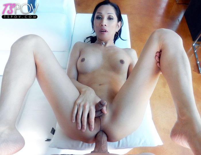 Julia Winston - Japanese newhalf Julia gets her tight ass fucked (TsPov) FullHD 1080p