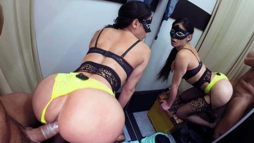 Penelope Damatrix - Anonymous fitting room (10.08.2017/TheFuckingRoom.com / CumLouder.com/SD/540p)