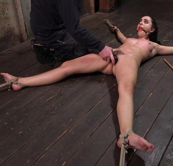 HogTied/Kink - Roxanne Rae, The Pope - 65 Minutes of Hell!!  [SD 540p]