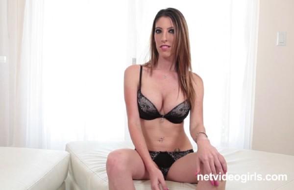 NetVideoGirls: Dana - Casting  (SD/368p/1.16 Gb)