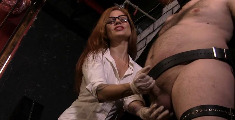 EllaKross: Controlling My Slave Orgasm by Edging! - Ella Kross [2017] (FullHD 1080p)