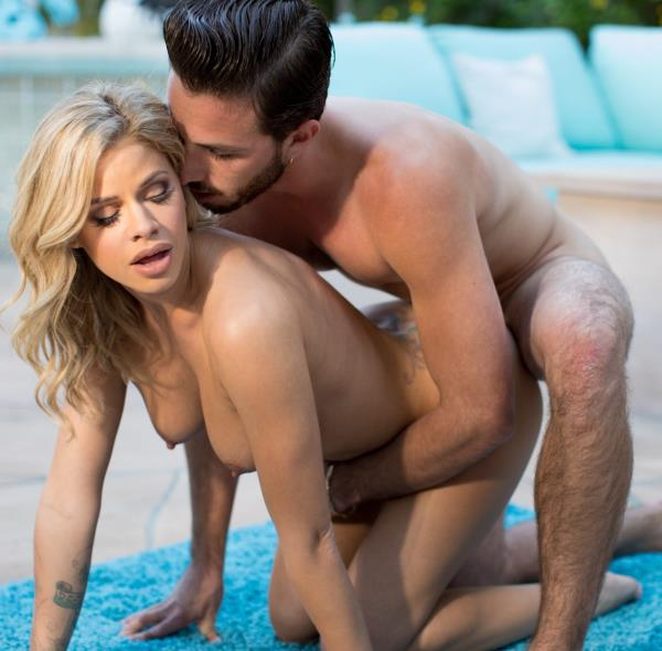 Jessa Rhodes, Lucas Fros - Make Me Sweat (Big tit) - EroticaX   [SD 544p]