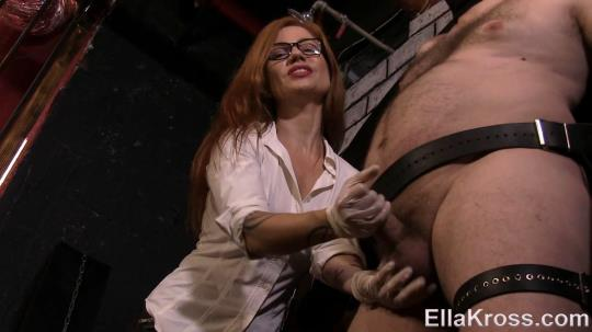 EllaKross: Controlling My Slave's Orgasm by Edging! (FullHD/1080p/220 MB) 01.08.2017