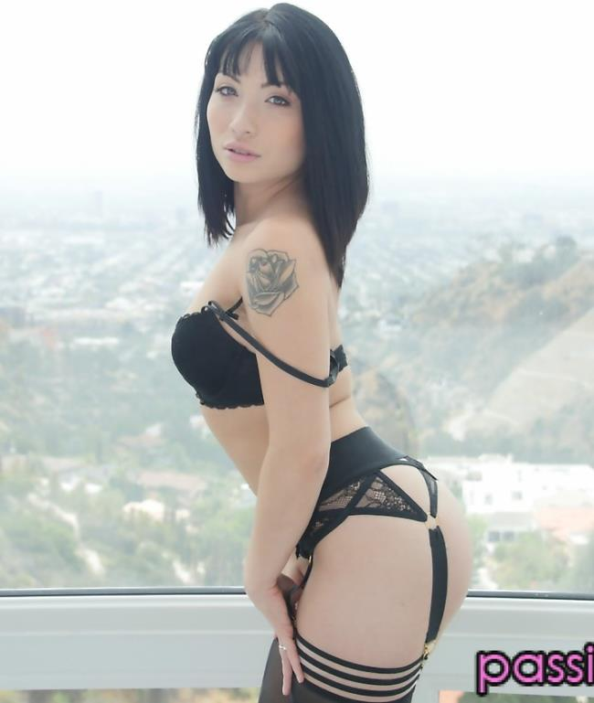 08.2017 -  Coming Home To Rina:  Rina Ellis - Passion-hd [HD]