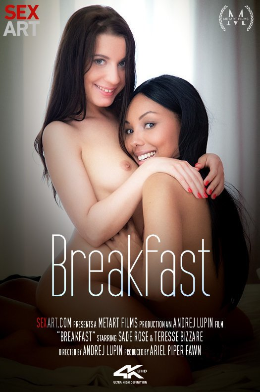 SexArt.com / MetArt.com - Sade Rose & Teresse Bizzarre - Breakfast [SD, 360p]