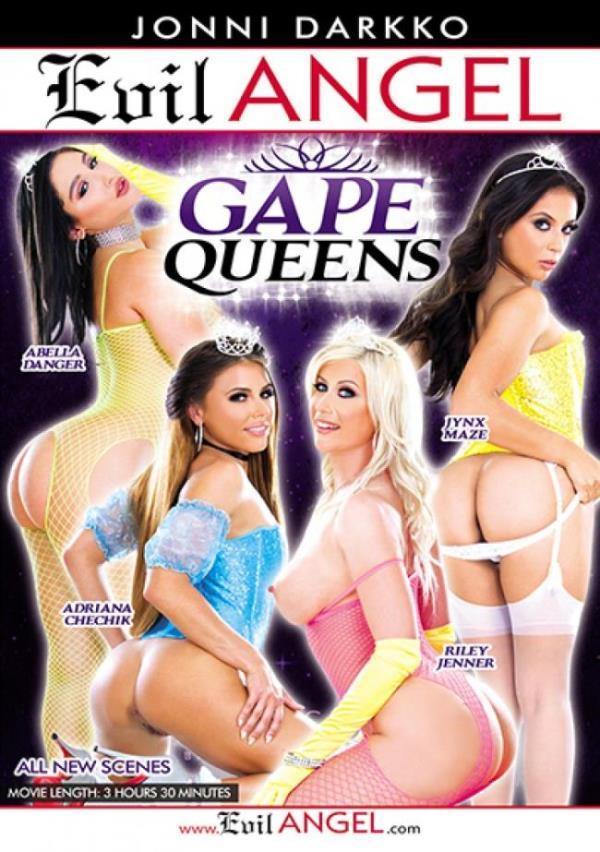 Gape Queens (Evil Angel) [DVDRip 406pp]