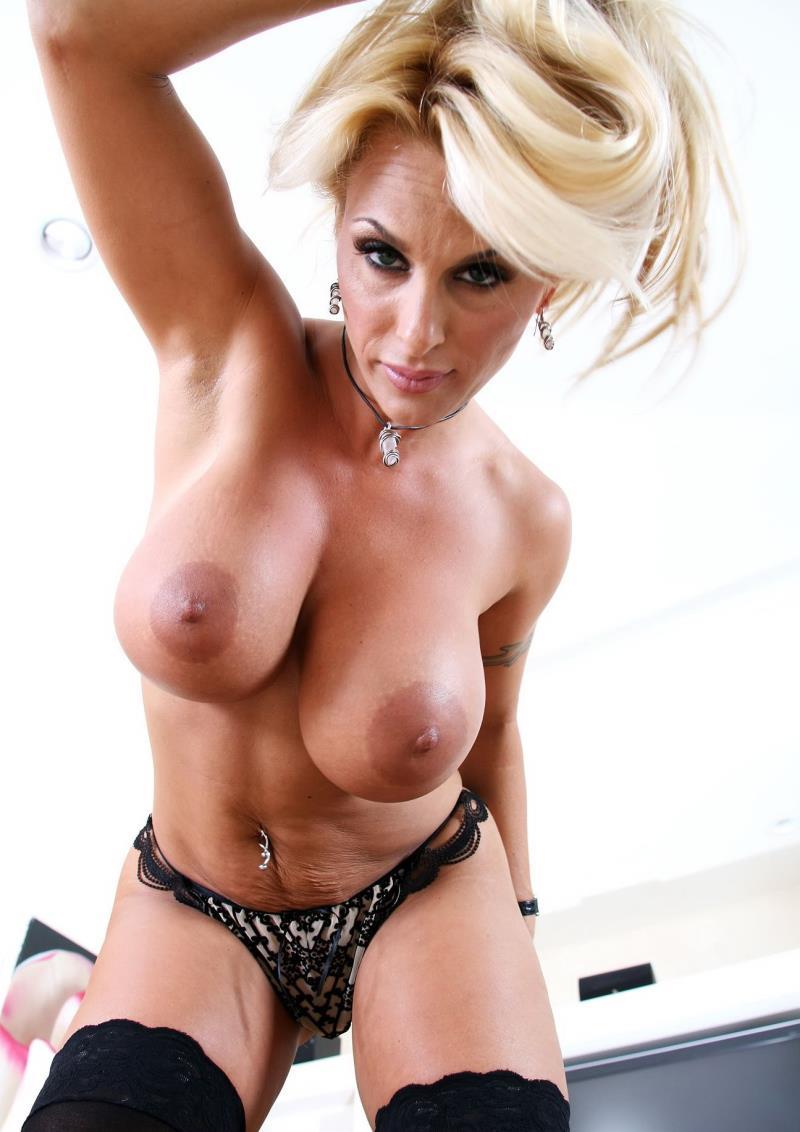 HollyHalston: Big Tit POV Anal Edition - Holly Halston [2009] (HD 768p)