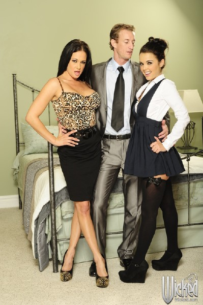 DigitalPlayground - Dillion Harper, Tory Lane - Naughty Nannies, Scene 5 [HD 720p]