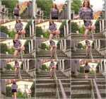 Marika - Standing Pissing (FullHD 1080p)