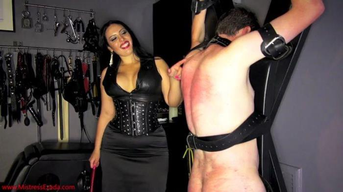 Just a piece of meat for Our whips (MistressEzada) SD 406p
