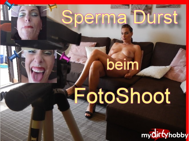 MyDirtyHobby/MDH - MinkiMouse81 - Sperma Durst beim FotoShoot Sperm thirst after foto shoot [SD 512p]