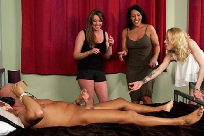 April Paisley, Candi Kayne, Holly Kiss - VR Humiliation  (2017/Purecfnm/FullHD/1080p)
