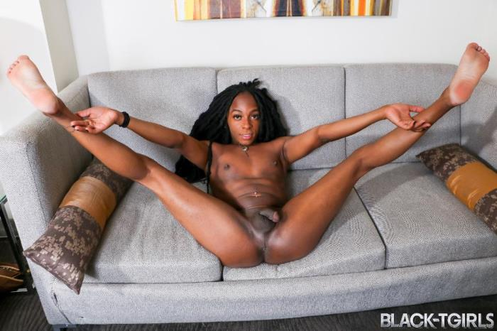 Gabby - Introducing Beautiful Gabby! (Black-TGirls) SD 480p