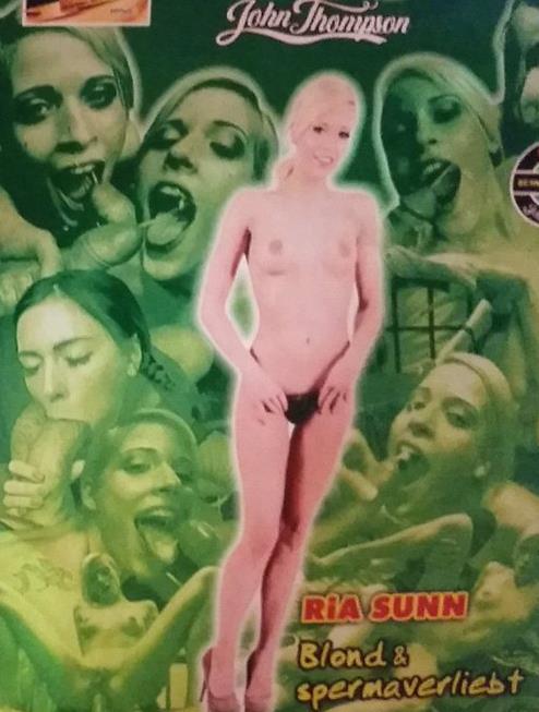 GGG Ria Sunn - Blond & Sperma Verliebt / Ria Sunn - Blonde Spermlover [JTPron, John Thompson, GGG / SD]