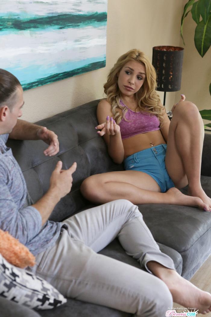 PrincessCum.com / Nubiles-Porn.com - Carmen Caliente - Kiwi Creampie [SD, 540p]