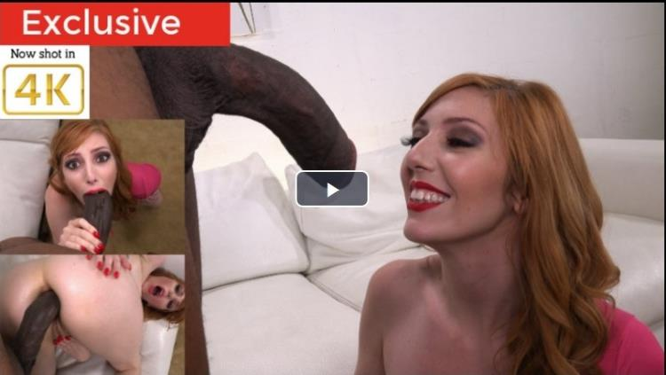 Lauren Phillips, Dredd - Ginger Lauren Phillips Takes Monster Black Cock In The Ass [Interracialpass / SD]