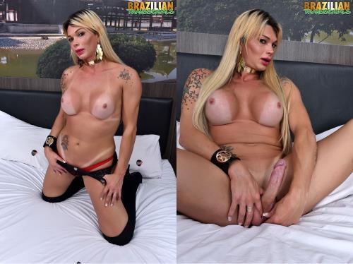 Sexy Bruna Gaucha [HD, 720p] [Brazilian-Transsexuals.com]