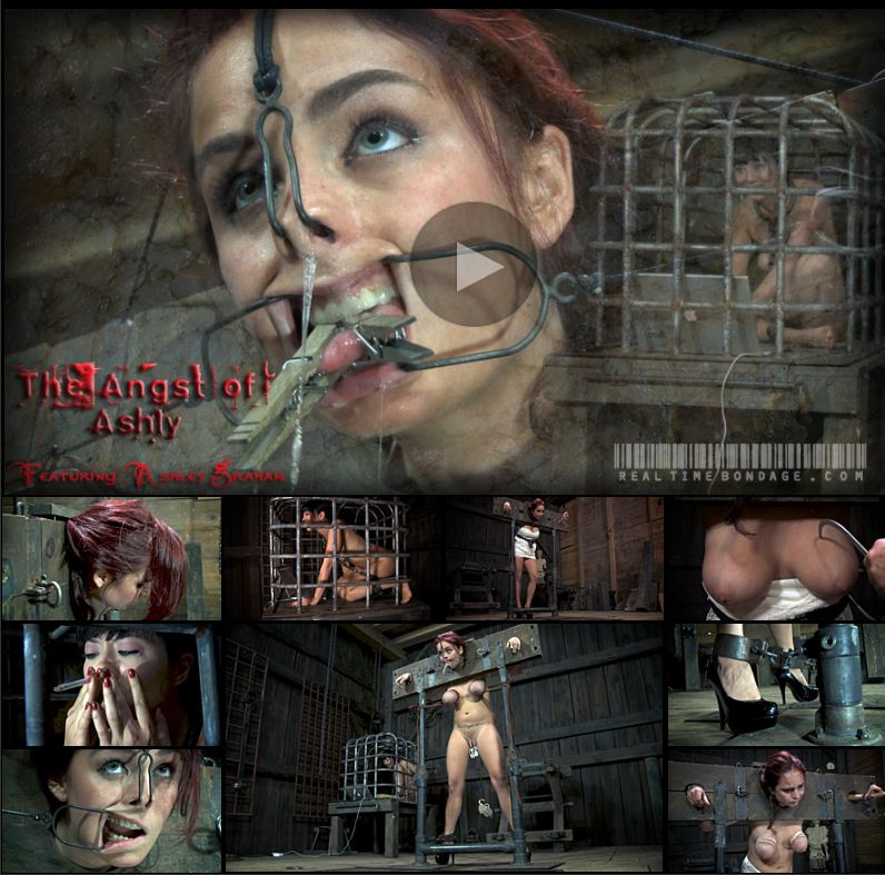 RealTimeBondage: The Angst of Ashly Part One - Ashley Graham, Nyssa Nevers [2011] (HD 720p)
