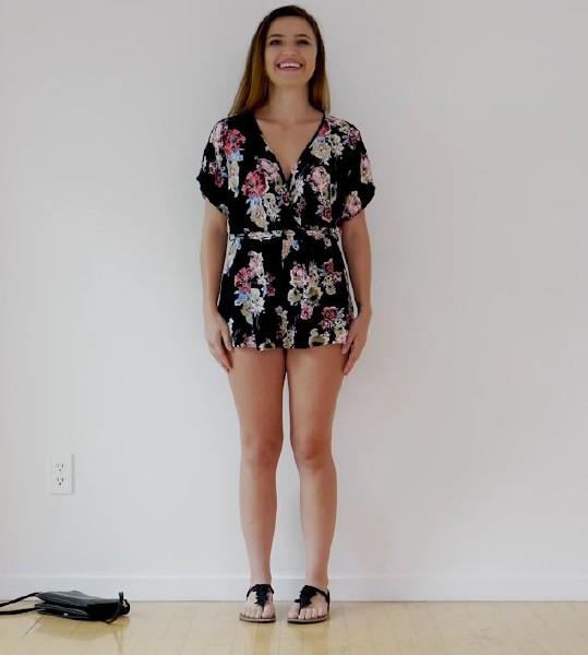 NetVideoGirls: Brooke - Casting  (SD/558p/983.27 Mb)