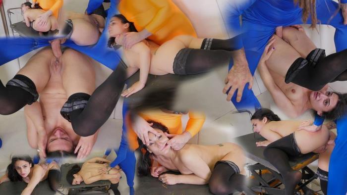 Violet Sky - Piledriver Punishment (Assylum) FullHD 1080p