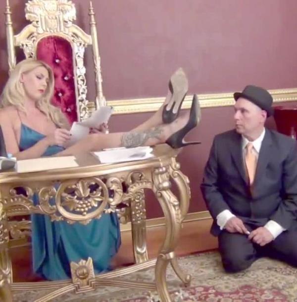 Mistress Bella Bathory - A Politician Under Foot (DomNation)  [HD 720p]