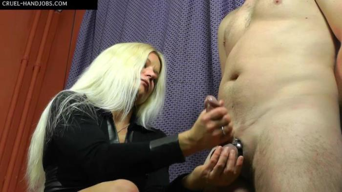 Mistress Zita - Elegant Handjob [FullHD 1080p]  - Cruel-Handjobs