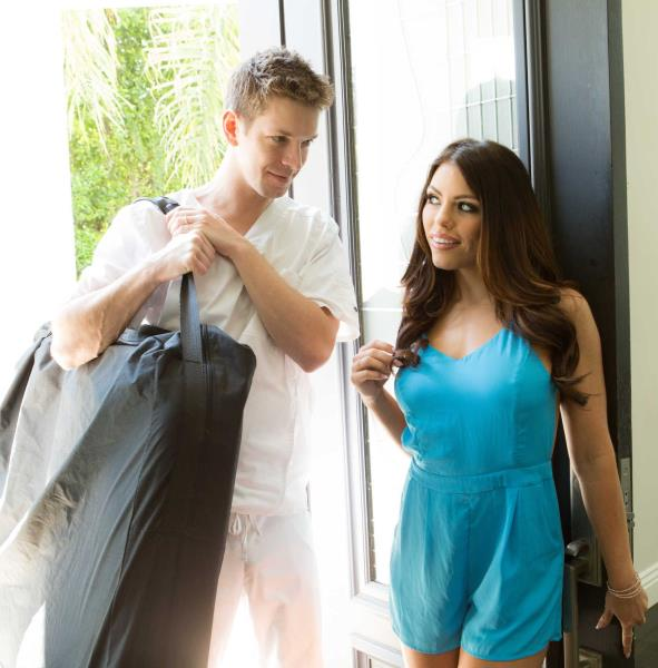 PornStar - Give The Gift Of Dick Adriana Chechik, Markus Dupree (DirtyMasseur/Brazzers)