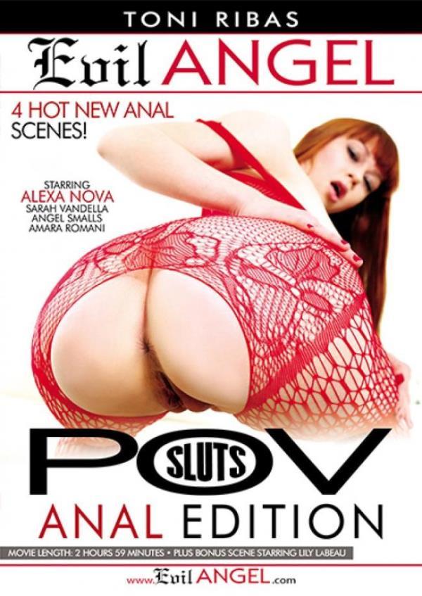 POV Sluts Anal Edition (Evil Angel) [DVDRip 408pp]