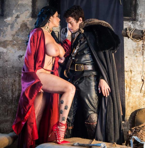 Romi Rain - Queen Of Thrones: Part 2 (A XXX Parody) (ZZSeries/Brazzers)  [HD 720p]