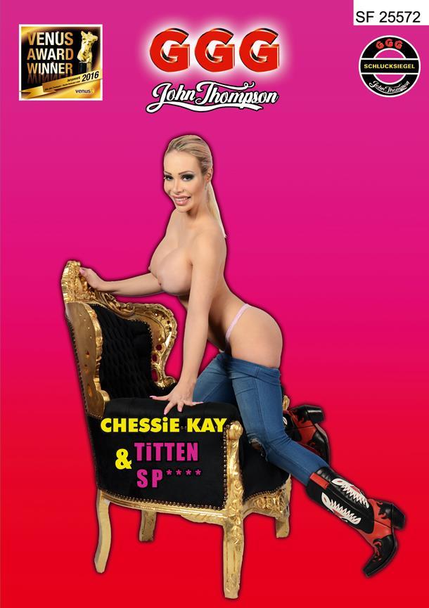 Chessie Kay - Tits And Sperm [John Thompson, GGG, JTPron / SD]