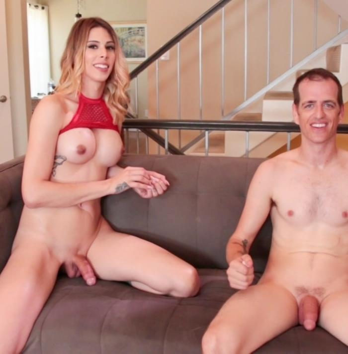 Tsevilangel - Gabriel DAlessandro, Chad Diamond, Pierce Paris, Mike Panic, Natassia Dreams, Casey Kisses, Lena Kelly, Sofia Sanders - Hot For Transsexuals 4 presents BTS [HD 720p]