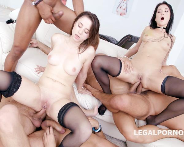 LegalPorno - Angie Moon, Gabriella - Prolapse Madness With Gabriella And Angie Moon, No Pussy, Balls Deep Anal, DAP, Gapes, Anal Fist, Prolapse Licking GIO423 (Anal)  [HD / 720p / 1.56 Gb]