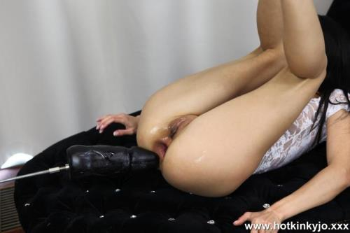 Hot kinky jo - The fuck machine [HD, 720p] [Hotkinkyjo.xxx]