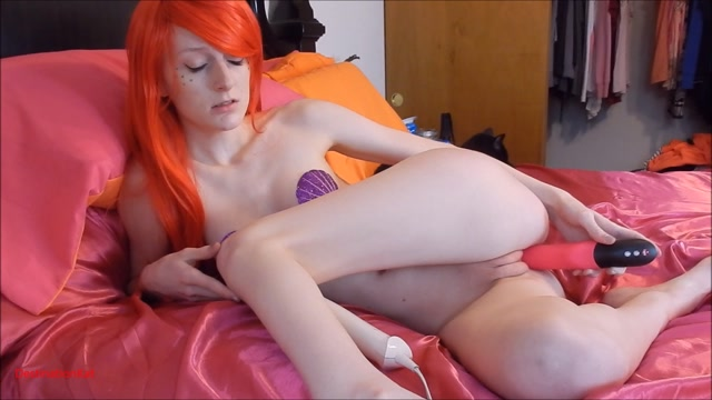 Girl Destinationkat - Ariel Discovers The Magic Wand (Webcam) - ManyVids.Webcams   [FullHD 1080p]