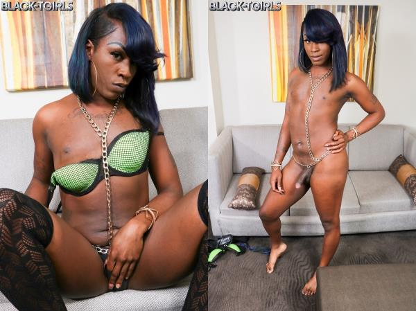 Black-TGirls - Meet Sexy Lewenskii! [HD, 720p]