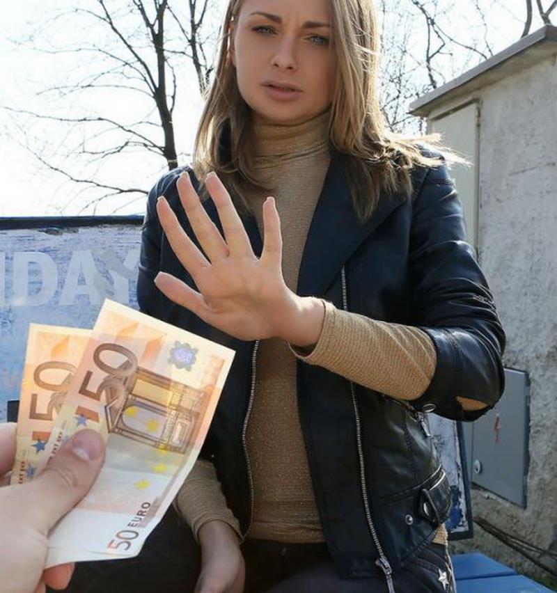 Ivana Sugar: Euro Blonde Licks the Tip (SD / 480p / 2016) [Mofos]